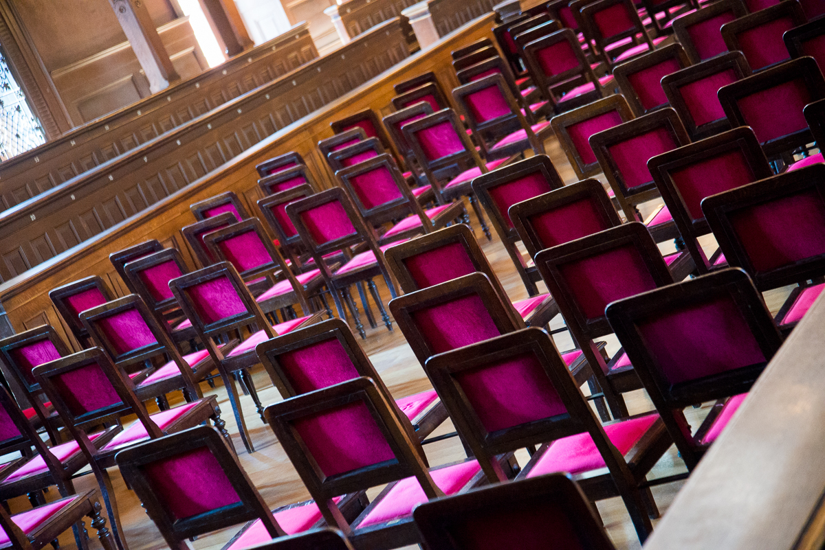 Heidelberg Universitet Aula - Pretty in Pink