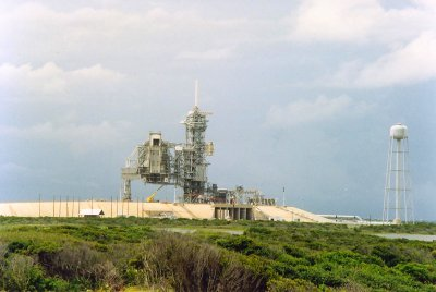 Kennedy Space Center - udenfor Orlando
